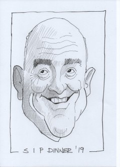 caricaturist herts beds bucks london parties